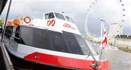 City Cruises Red Rover