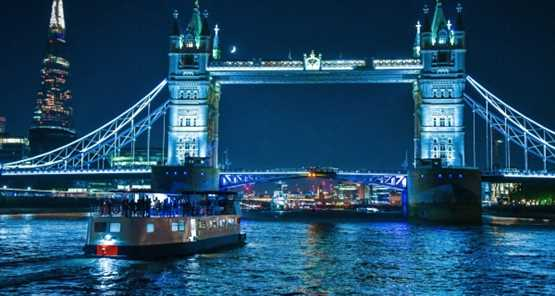 Pearl of London New Year's Eve River Cruises London
