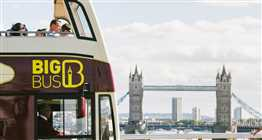 London Bus Tour & The London Eye Tickets