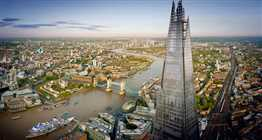 View from The Shard & Thames Rockets Tickets