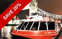 London Showboat Dinner Cruises