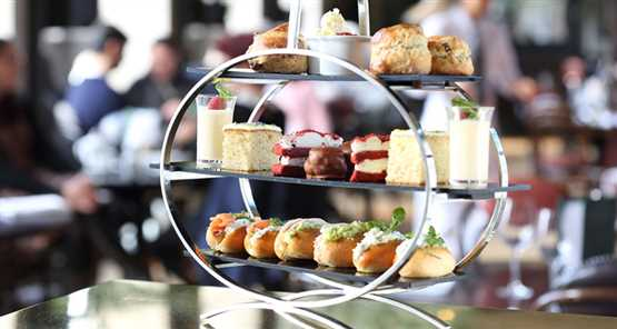Coupon afternoon tea