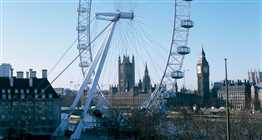 London Eye & Auberge Waterloo