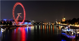 London Eye & Bateaux Harmony Dinner Cruise