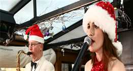 Bateaux Harmony Christmas Lunch Cruise