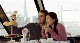 Afternoon Tea on the Thames with City Cruises