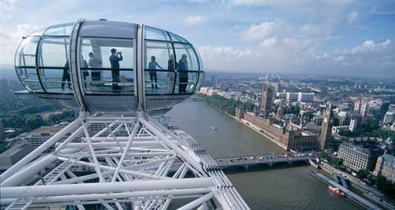 London Gold Bundle - Top 6 Attractions (Fast Track London Eye) - 1 ...