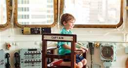 HMS Belfast Kid