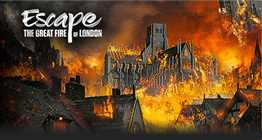 London Dungeon Great Fire