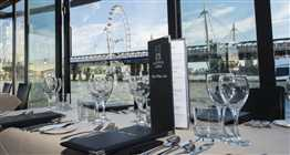 Bateaux London & London Eye