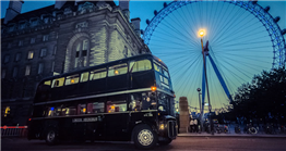 London Ghost Bus