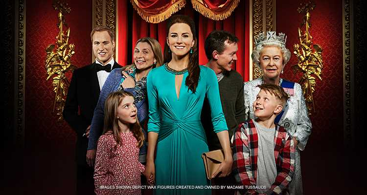 Madame Tussauds Special Offer - Save 30%