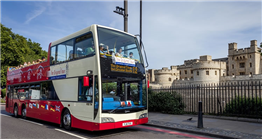 London Open Top Bus Tour