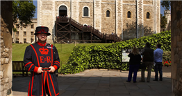 London Open Top Bus Tour & Tower of London