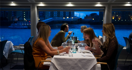 Bateaux London Harmony River Thames Dinner Cruise Save 10