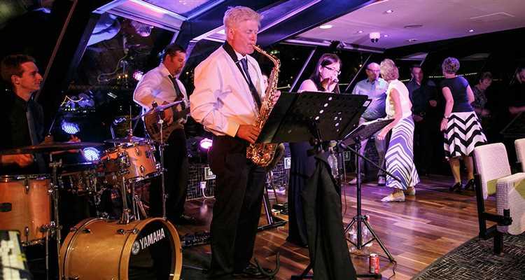 City Cruises Jazz Cruise