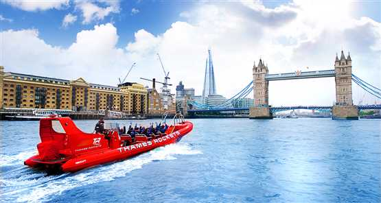 Thames Rockets London View