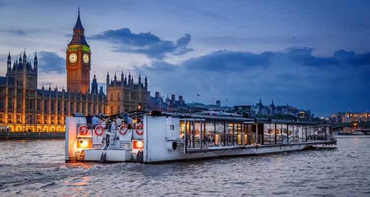 Bateaux London Symphony Dinner Cruise