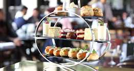 Afternoon Tea Browns Cake Stand