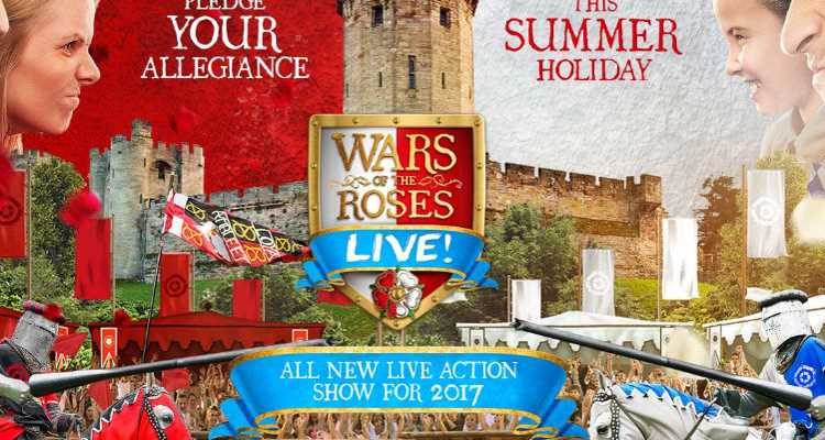 Warwick Castle Entrance Tickets - Save 40%